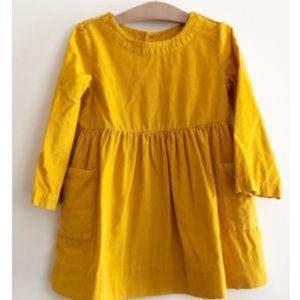 Hanna Anderssen Corduroy Dress